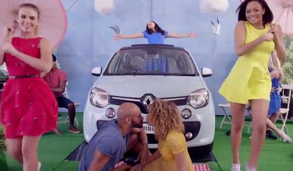 New Renault ad brings the West End to the car dealership http://t.co/ZuoztJMS4N http://t.co/v9NOXDpyyl