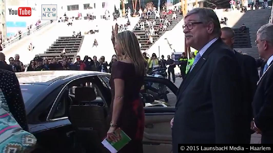Koningin Máxima bezoekt bijeenkomst #topvrouwen http://t.co/o1HA5mLMGK http://t.co/H2e3SLzd9l