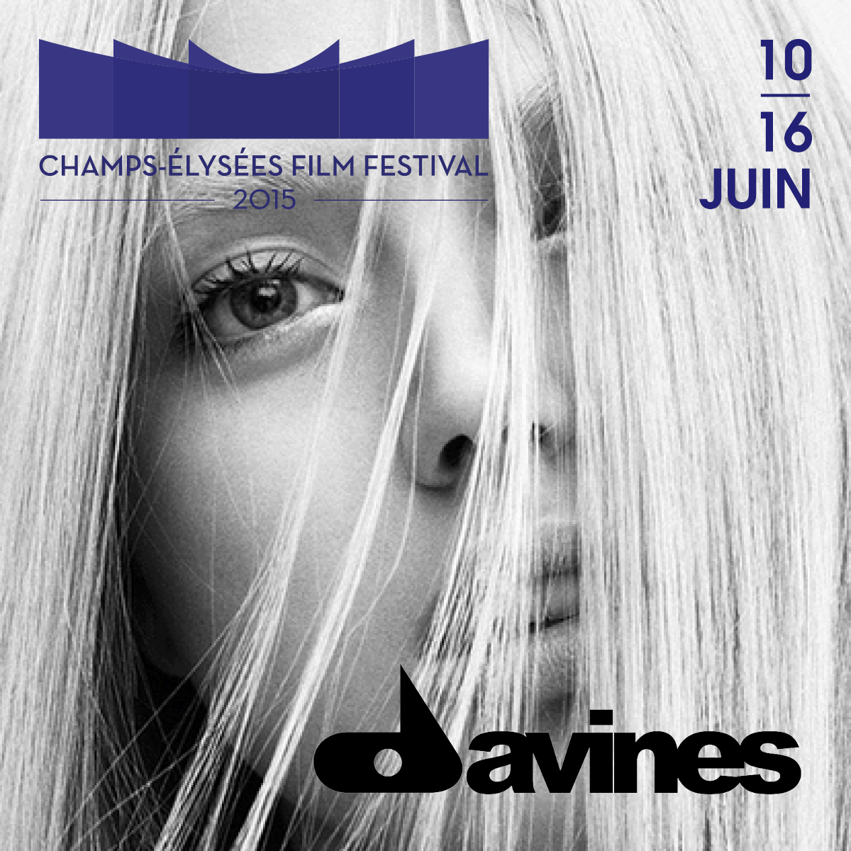 Champs-Élysées Film Festival is glad to welcome @DavinesFrance amongst its partners. http://t.co/sQ4crhKPki