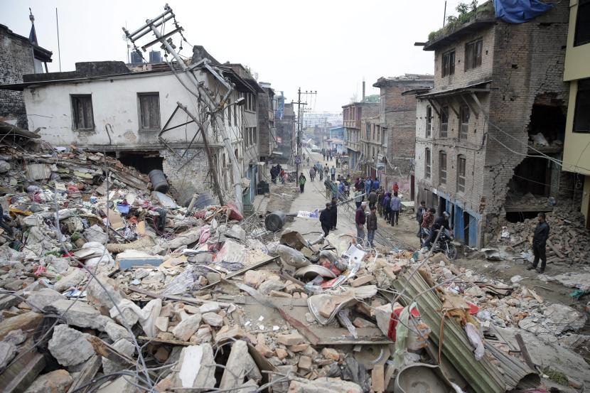 I terremoti più forti del mondo registrati dalle telecamere di sicurezza