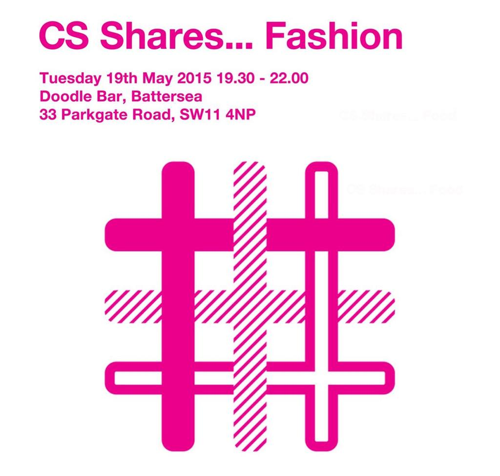 RT @thedoodlebar: Interesting talks for interested people ... Henry Holland & Alex Noble talk fashion, 19th May http://t.co/VsaDc1ODeF