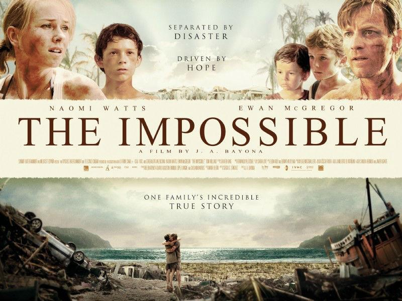The moving fact-based film #TheImpossible aired on @Channel4 last night pulling in 1.6m viewers and 11,700 tweets http://t.co/m3ayss2Rjn