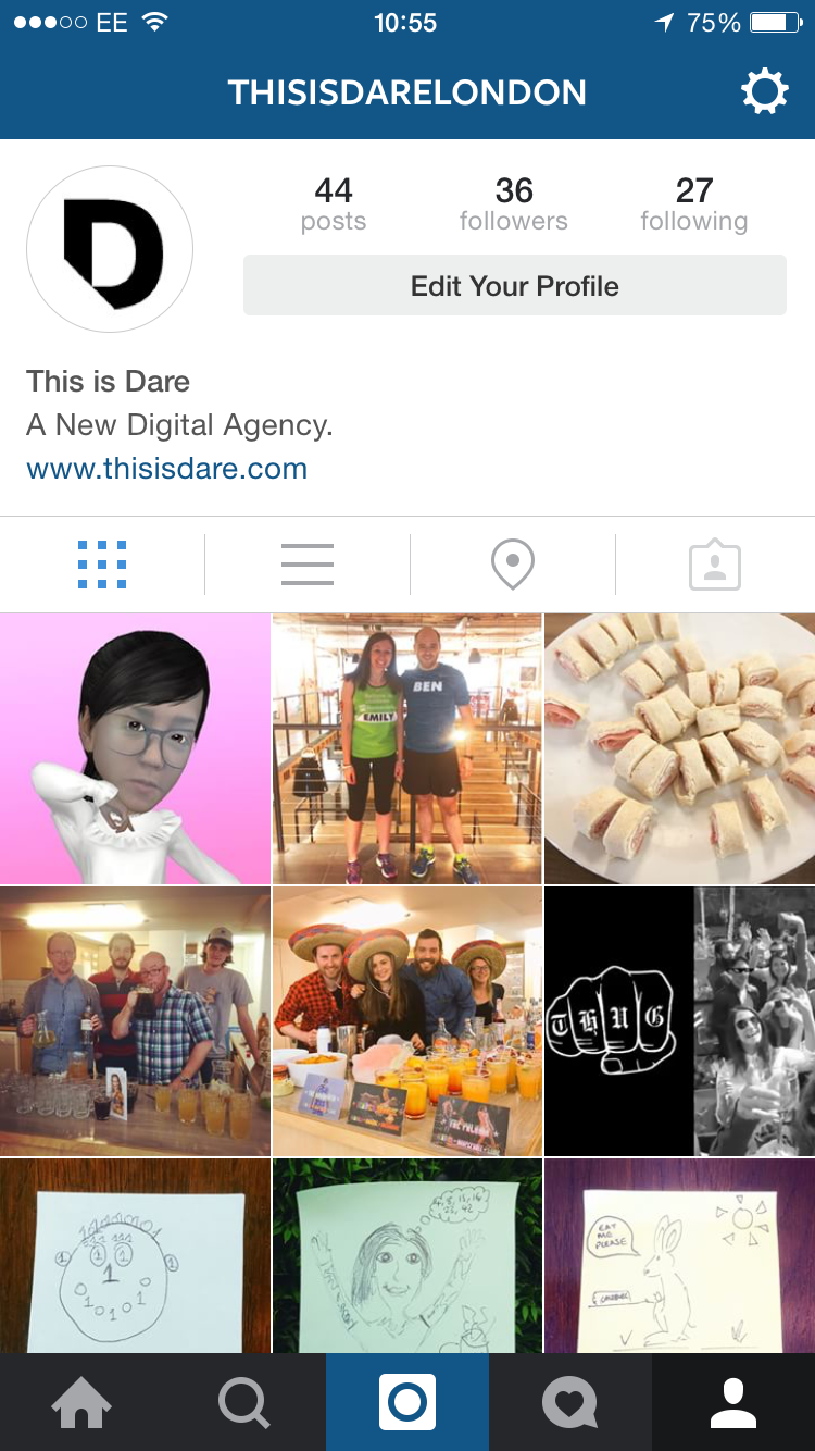 Our Instagram account has been reborn - follow us @thisisdarelondon  It'll be fun, we promise ;-) http://t.co/z0uXIKDvbC