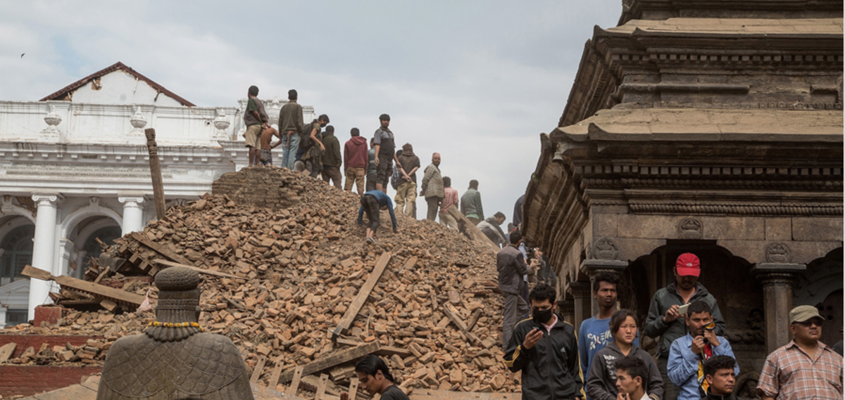 earthquake riks and schools in kathmandu Earthquakes are a fact of life in nepal india is slamming into asia at a rate of four centimetres a year and the strain that accumulates in the tectonic pla.