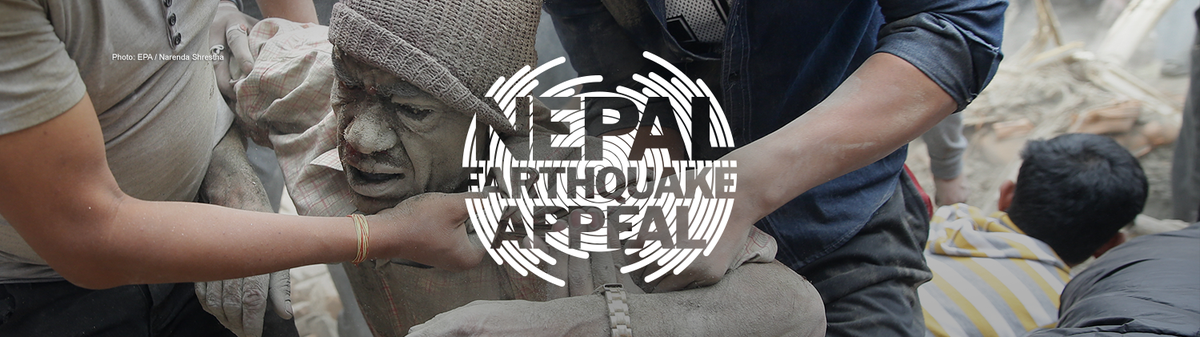 Our #Nepal Earthquake Appeal is now open. Donate here: #NepalQuake http://t.co/r3o1X0ZHkN http://t.co/fTNltlrj63