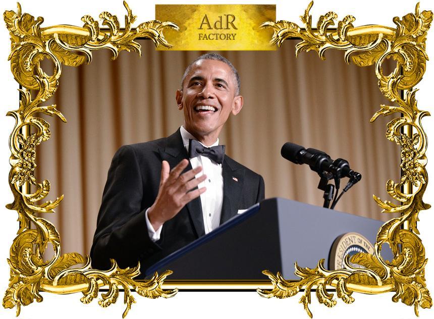 #WhiteHouseCorrespondentsDinner hosted by #BarackObama http://t.co/uaAwg38De0 http://t.co/2jISRa88y7