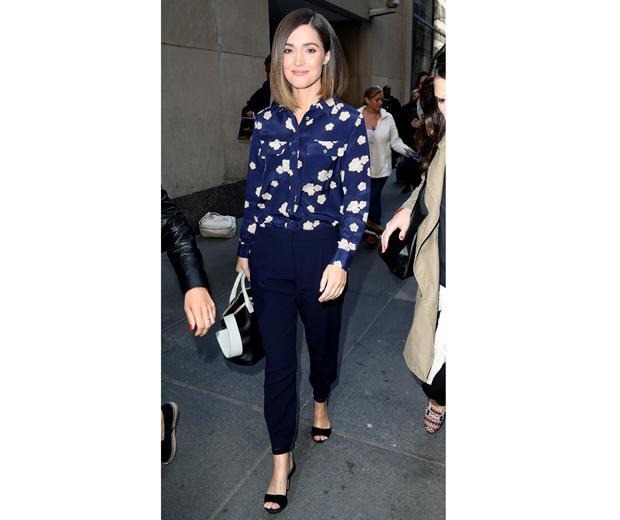 Bag Rose Byrne's gorgeous Boden blouse right here... http://t.co/Tq2cYHtKAj