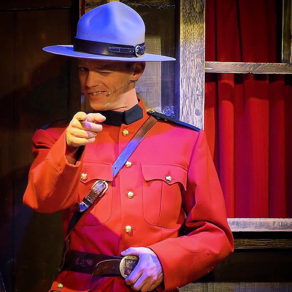 Image result for canadian mountie goof