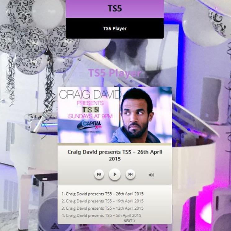 New @TS5 up on the music player for you to enjoy! http://t.co/TDBVKKEWmm http://t.co/4yWxP2Xb2k
