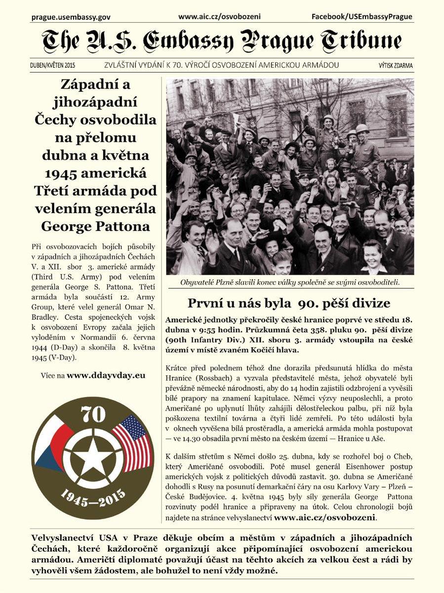 Thumbnail for 70. výročí osvobození