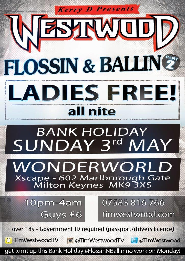 this Bank Holiday @WonderWorldMK gonna be turnt up! http://t.co/NarFvilkMk