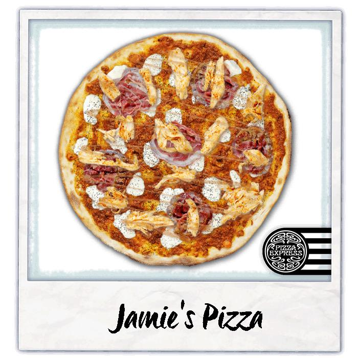 A Candy Kitten pizza would have been too obvious. I give you The Lost Boi! http://t.co/CgBTvvpFFN @PizzaExpress #CYNF http://t.co/PzmtqvKfWx