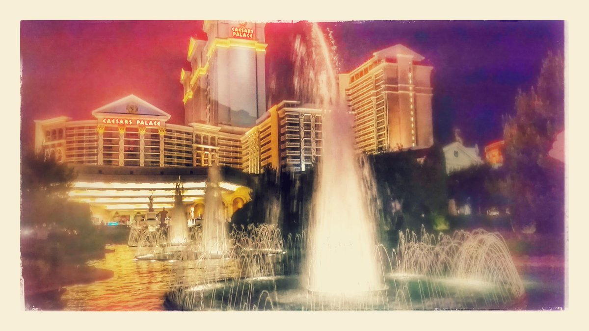 guido: Google+ Auto Awesomed Vegas Picture. Looks arty. #ImagineCommerce http://t.co/VQOqG9VV0K