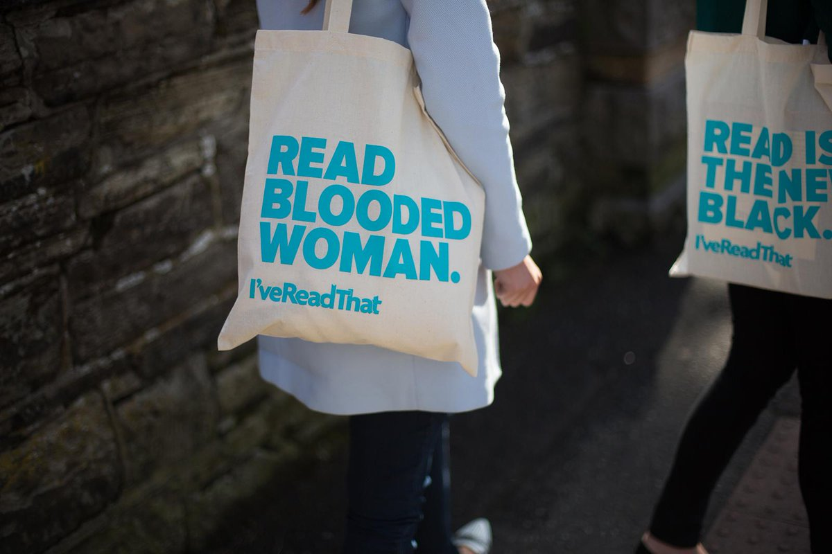 Win a limited edition I'veReadThat tote in our last giveaway of the month! Just RT to enter | http://t.co/HT9OhuvKfv http://t.co/qJReoiC2n6