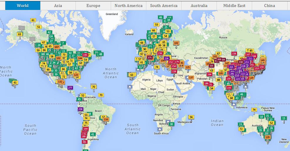 Beautiful maps on twitter air pollution in world real time air beautiful maps on twitter air pollution in world real time air quality index visual map httpty5nzxhijxn httpt2ibsvefyns gumiabroncs Gallery