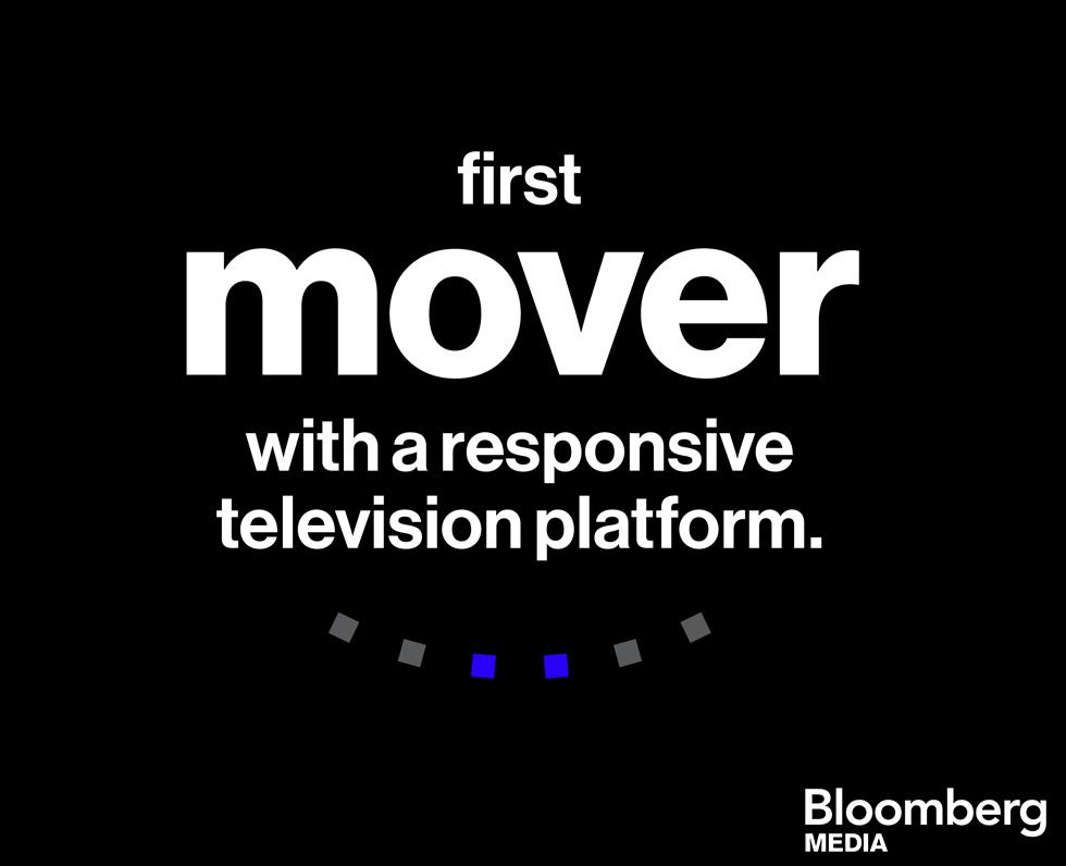 RT @BBGMedia: Bloomberg Media is a first mover with the introduction of http://t.co/sSs9zbD5jL. #NewFronts http://t.co/HMCLXG3dy9