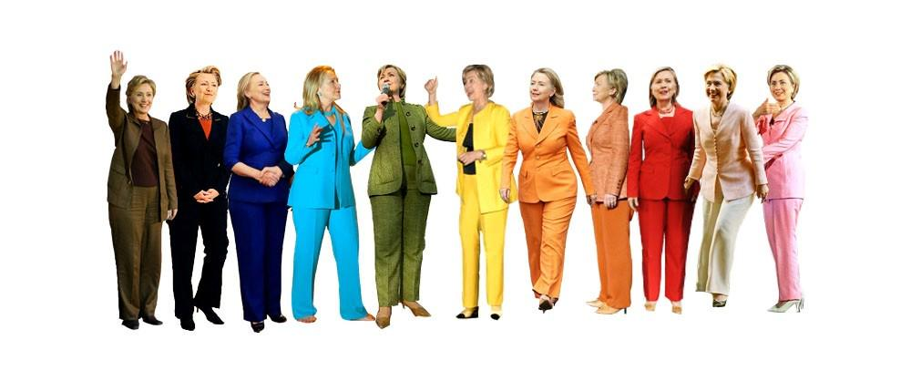 .@Raven__Smith talks his Instagram devotion to #Hillary2016 & her plethora of pantsuits: http://t.co/mlC9uOnffn http://t.co/qAIfQOTVea