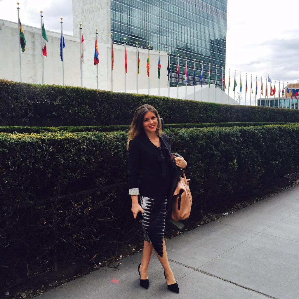 RT @DanikaOwsley: @Cosmopolitan goes to the UN! @JillFilipovic #UN_Women #WomensProgress2015 http://t.co/lYaiqQ64QG