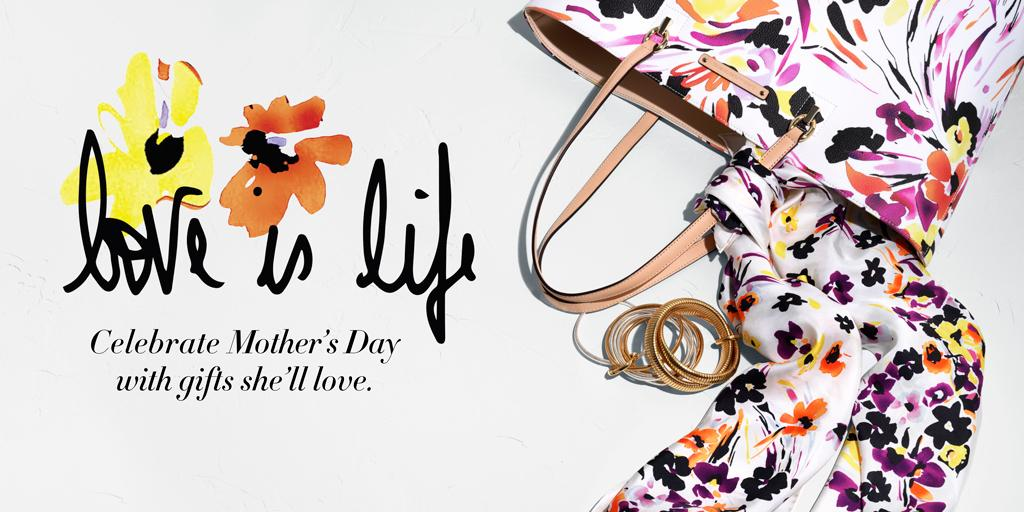 Love is life! Explore our selection of #MothersDay gifts: http://t.co/UNvzww5uUr http://t.co/nqo09w8fpN