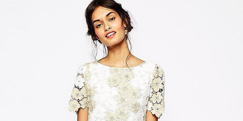 The 3 — yes 3 — white dresses you need for your #wedding wknd: http://t.co/ZciQ6O64wo http://t.co/lMgo7bopt8