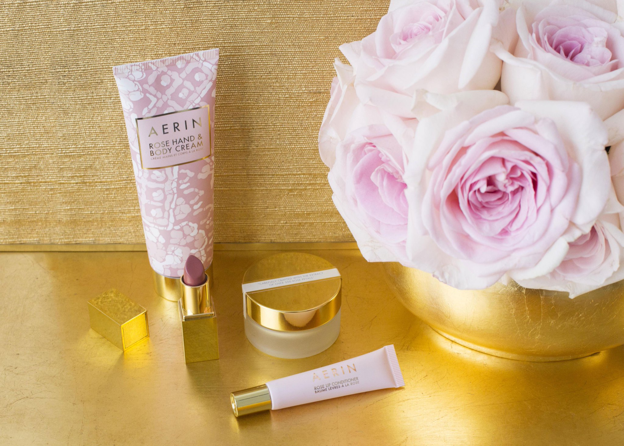 Scent and lip of the day, from the @AERIN Beauty essentials collection: http://t.co/ztvu7rKBnc #AERINBeauty http://t.co/UsP9iFzDAm