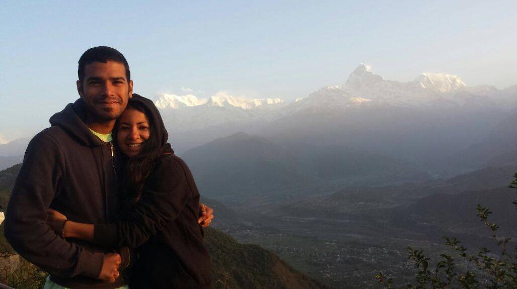 Matrimonio In Nepal : Matrimonio venezolano sobrevivió a terremoto en nepal scoopnest.com