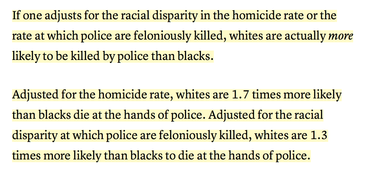 Measured, revealing look at police shootings and race, by the numbers http://t.co/0dMczSXbY3  HT @PeterMoskos http://t.co/9XiMmFVkmx