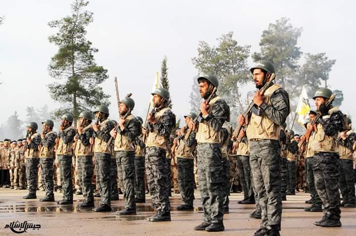 عـــاجل أنباء عن سقوط النظام السوري في انقلاب عسكري !!!  CDnixWoWAAAJT-F