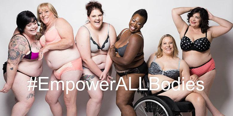 Blogger Launches Plus-Size Body Campaign http://t.co/6GZsIaMaUF http://t.co/j3gw4bYhqC