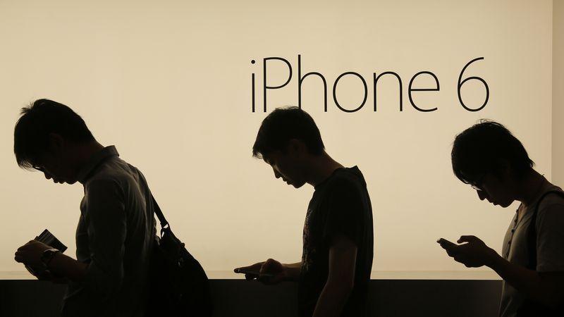 Record di vendite per iPhone e Mac a Marzo 2015