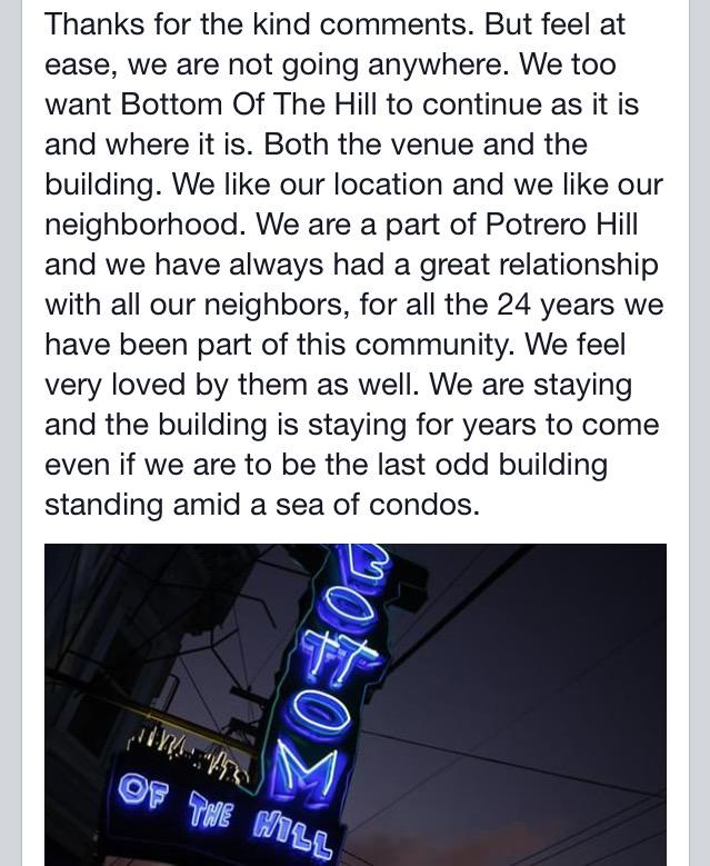 Comment from our owners, re: new condos rising behind our venue. https://t.co/dl16NH7w9Z http://t.co/L17AYMeZdA