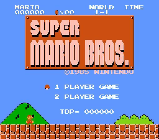 gamespot on twitter listen to every super mario bros sound effect