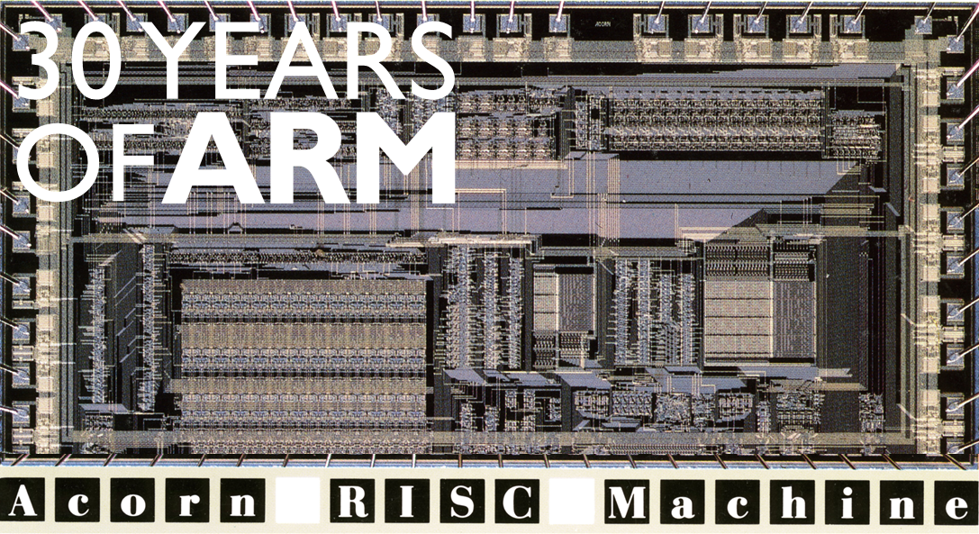 #ARM Processor Turns 30! http://t.co/vYcmT63DG3 http://t.co/f7GIWNeFg4