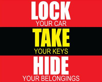 Image result for lock your car