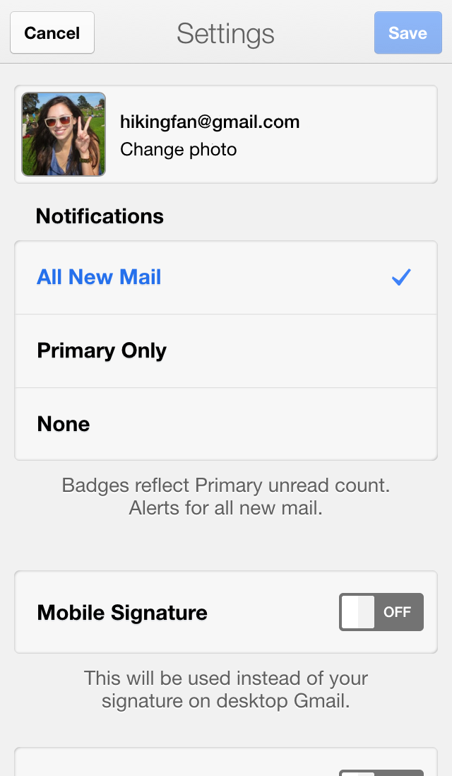 #MobileMonday Turn on notifications for the Gmail iOS app to stay up to date on the go: https://t.co/tW5nh1C12D http://t.co/KgcTilpafX