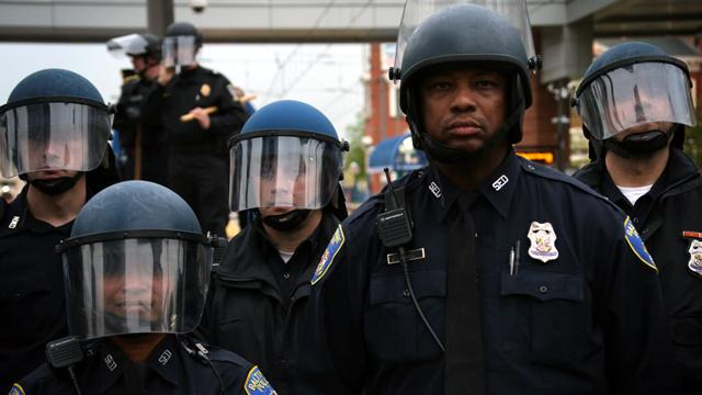 LIVE: Baltimore protesters clash with police http://t.co/oXH0HWZlPi http://t.co/FmRQgKiknk