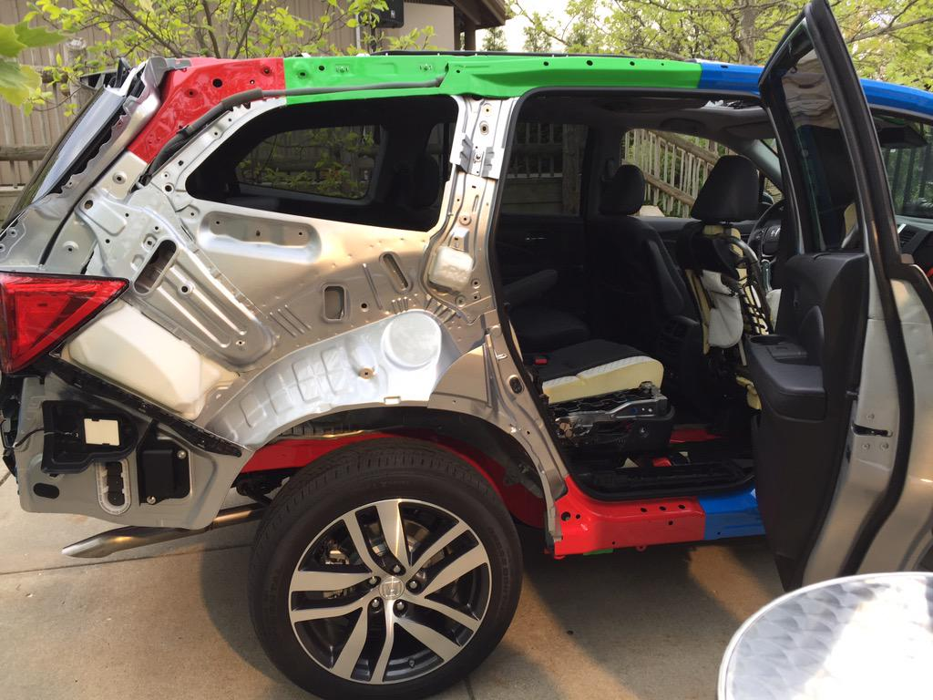 Temple Of Vtec >> Temple Of Vtec On Twitter This 2016 Honda Pilot Cutaway Can Be