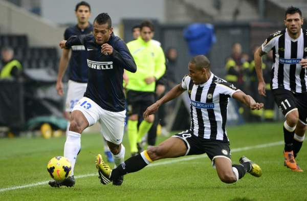 Udinese-Inter in video live streaming su RojaDirecta e Diretta Sky (Serie A 33a)