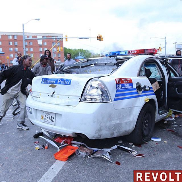 DIRETTA LIVE BALTIMORA: Scoppiano le proteste a Baltimora dopo i funerali di Freddie Gray
