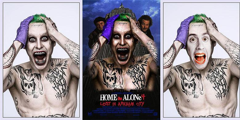 The Internet Makes A Mockery Of Jared Leto's Joker http://t.co/jWNFqBhjyX http://t.co/zYfNyoy3nT