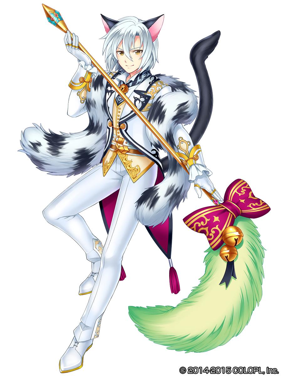 【白猫】4/30開催しょこたんコラボの新キャラが先行公開!3人目の子安降臨ワロタwwwww【プロジェクト】