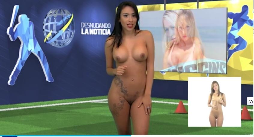 Прямом новостей в эфире раздевают porn ведущую video