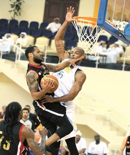 الغرافة يتأهل إلى نهائي كأس قطر لكرة السلة