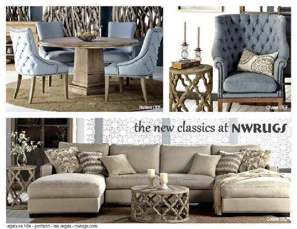 A touch of classic French, with a dash of rustic Scandinavian, and a pinch of modern panache makes for a great look! http://t.co/qXtlRB4XJf