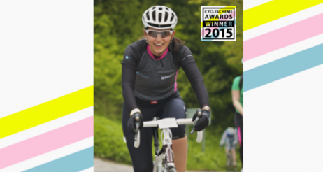 RT @cycleschemeltd: In our Cycle Awards you voted @ThisisDavina Celebrity Cyclist of The Decade! Congratulations!  http://t.co/CdDJVvmpiJ h…