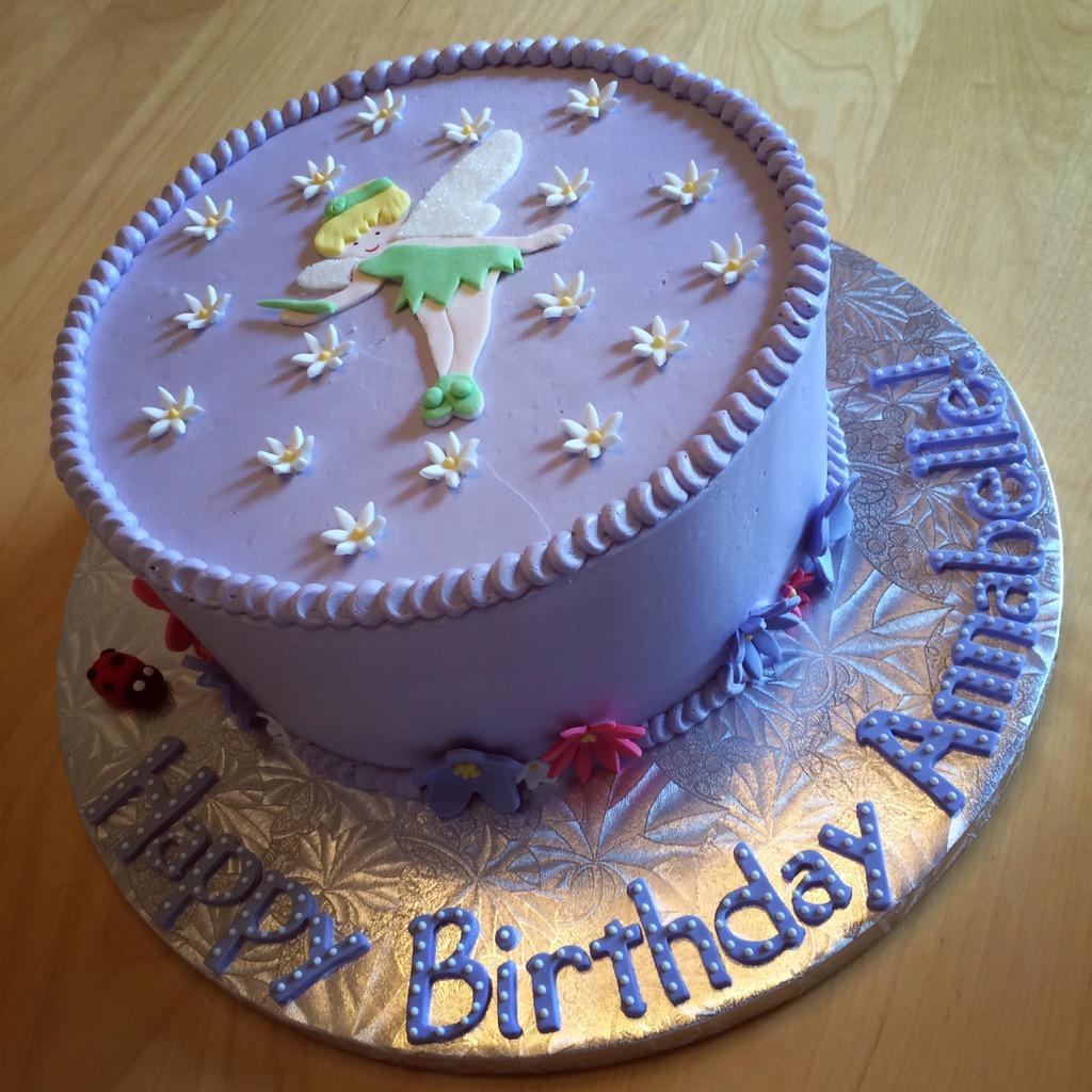 Bakeshop miami on twitter happy birthday annabelle a tinkerbell 726 am 28 apr 2015 izmirmasajfo