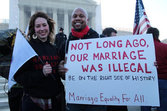 Love can and will prevail in our courts http://t.co/GA85nbHlOB #LoveCantWait #SCOTUS #marriagequality #freedomtomarry http://t.co/XGqezgEJBm