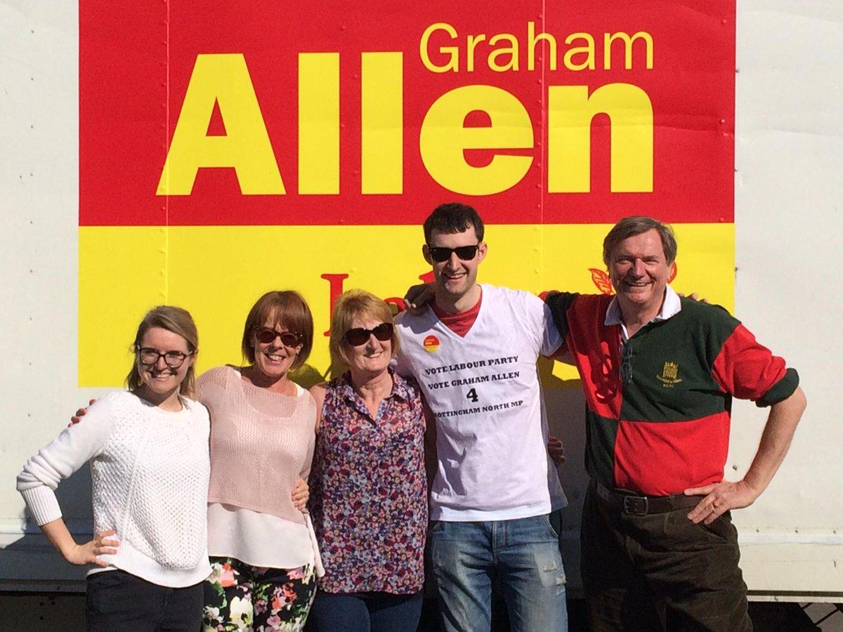 Thumbnail for Vote Labour. Vote Graham Allen.       A Big Thank You.