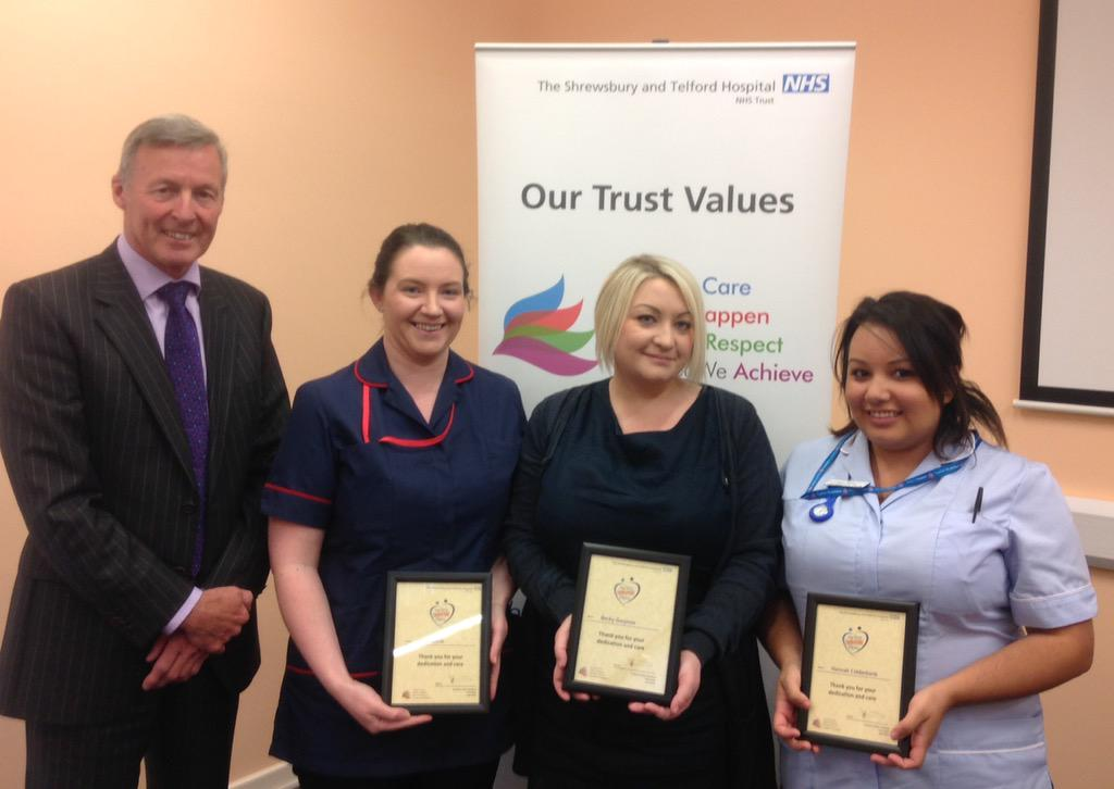 Vikki, @becksgwynne and Hannah were called into action when a man had a seizure at Liverpool station http://t.co/j9KFubTJR2