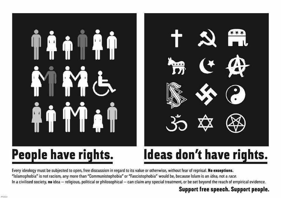 People have rights. Ideas don't. http://t.co/lGJn8vVRzv